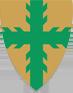 Leirfjord kommune våpen